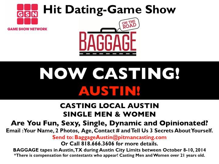 Baggage dating show free online