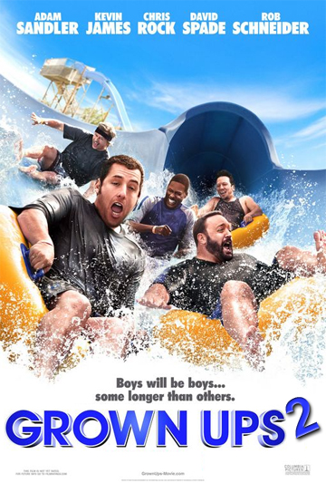 Grown UPS 2 Movie