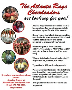 cheer leader tryouts
