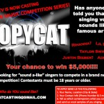 MTV Casting NEW Singing Competition