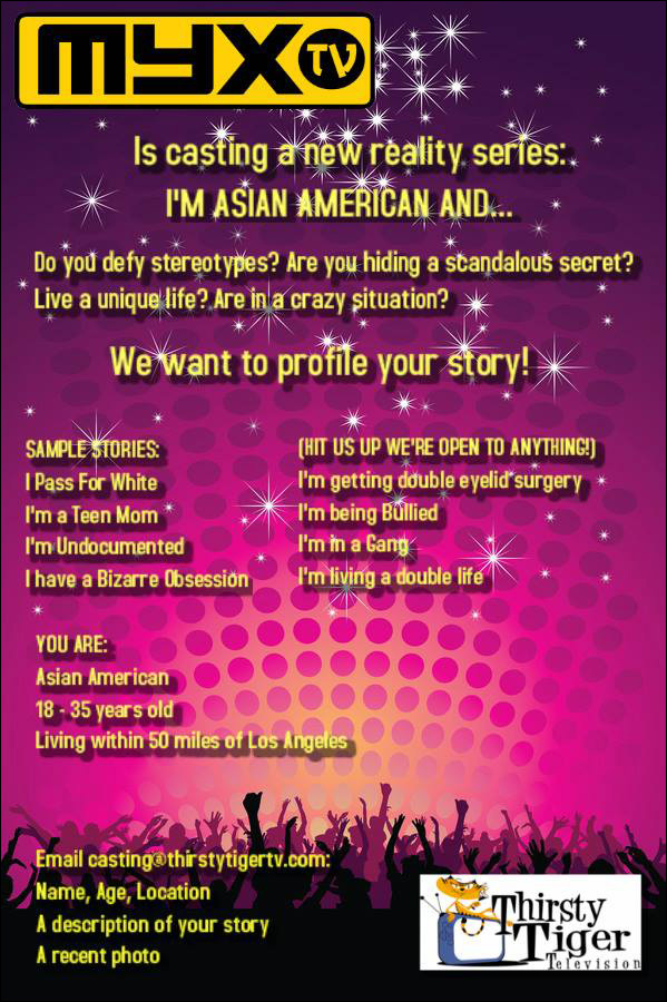 Asian auditions reality show