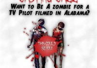 Alabama zombie auditions
