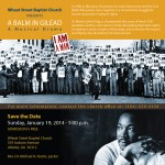 African American Men and Women for MLK 2014 Observance Show – Atlanta