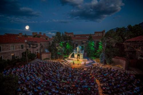 Colorado Shakespeare Festival main stage