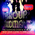 Dallas Girl Group Audition