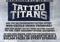Casting Tattoo artists