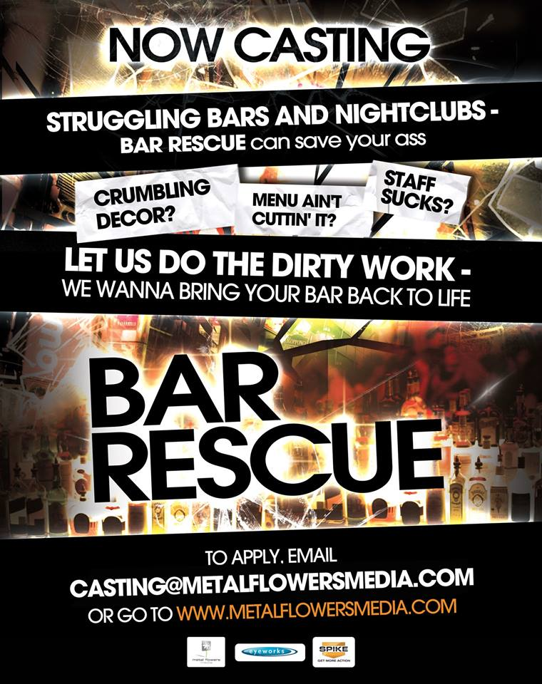 Bar Rescue season 5 is casting bar owners
