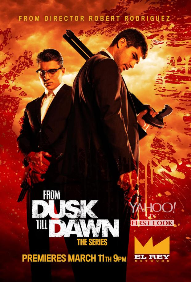 Bank robbing brothers in From Dusk Till Dawn - new casting call released