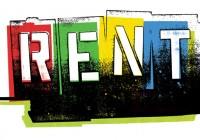 Auditions for the musical Rent in Chicago