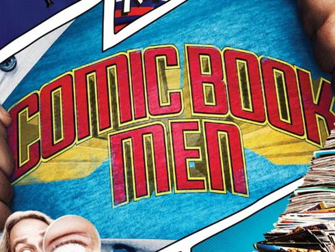 casting call for comic book men