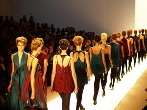 Now booking models for a fashion show in San Francisco