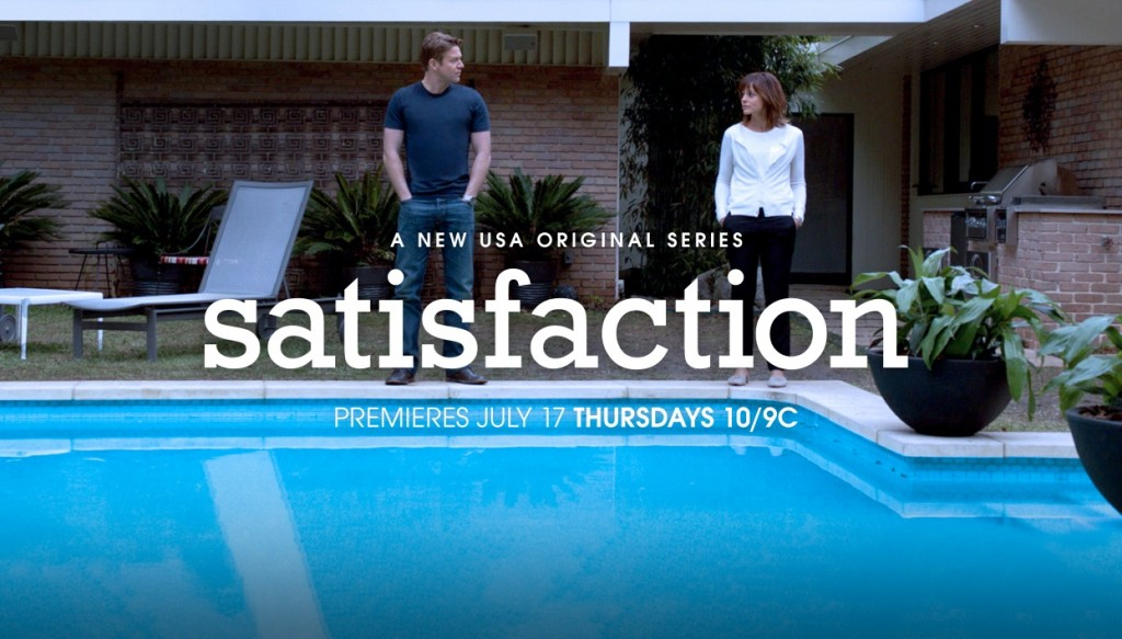 """Extras casting call for USA Network show """"Satisfaction"""""""