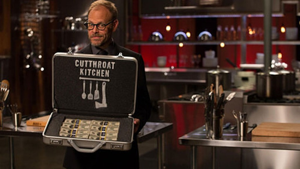 "The Kitchen Show new season of food network's ""cutthroat kitchen"" now casting"