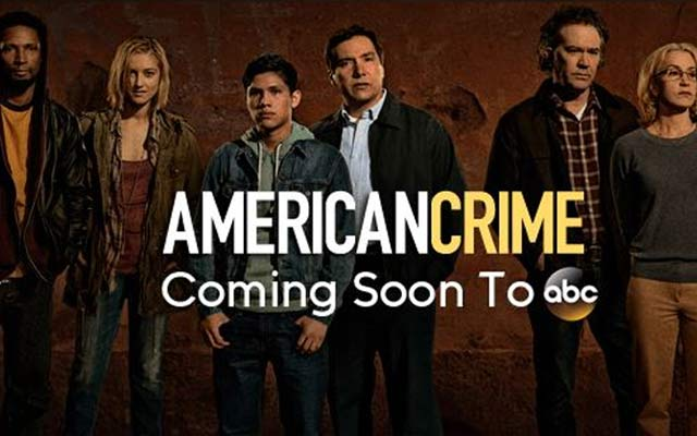 """casting call for speaking role on 'American Crime"""""""