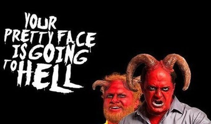 "Casting call in ATL for Adult Swim's ""Your Pretty Face is Going to Hell"" TV series"