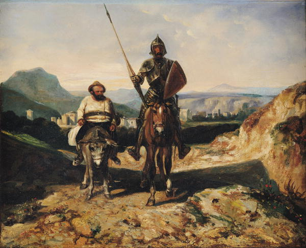 Auditions for Don Quixote touring theatrical production