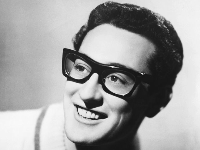 Auditions for Buddy Holly Story