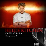 Hell's Kitchen Casting Calls Coming to L.A. and NOLA