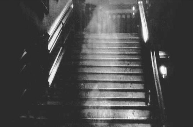 Paranormal activity casting call for reality show