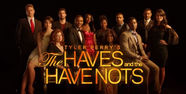 Tyler perry have and have nots cast