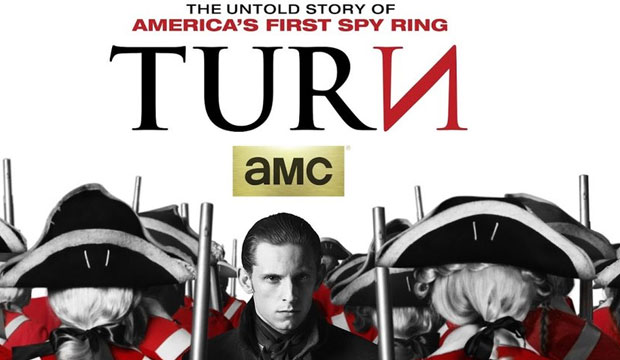 """Auditions announced for AMC """"Turn"""""""
