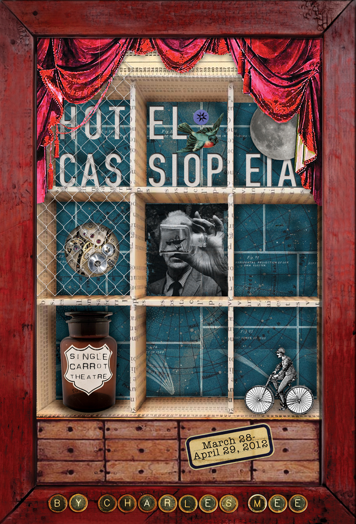 Hotel Cassiopeia theater auditions in Oregon
