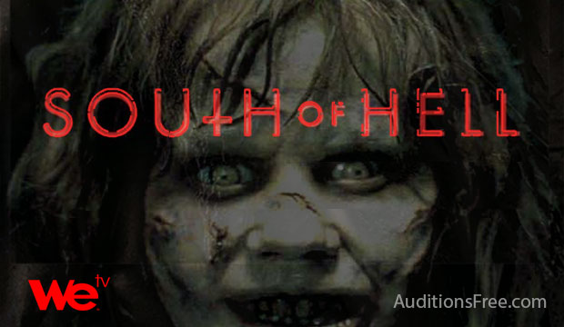 "Casting call for demon series ""South of Hell"" in South Carolina"