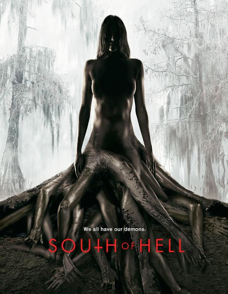 south of hell tv series - extras casting information in SC