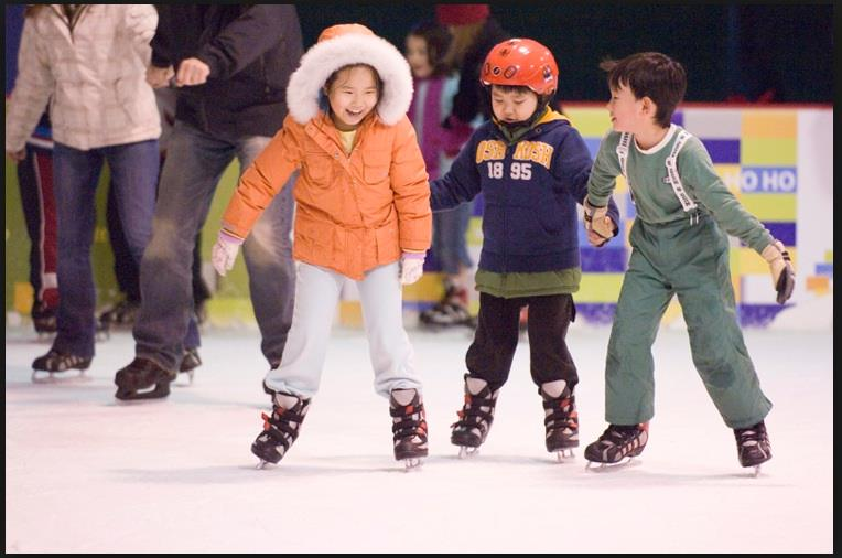 Casting call for some Ice Skating Kids and Their Parents ...