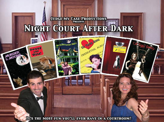Night Court After Dark Show