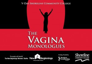"""Seattle Auditions for """"The Vagina Monologues"""""""