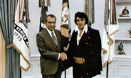 casting call for Elvis & Nixon