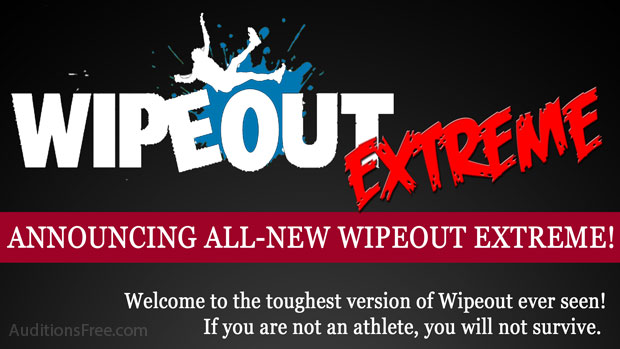 2015 casting call announced for ABC Wipeout