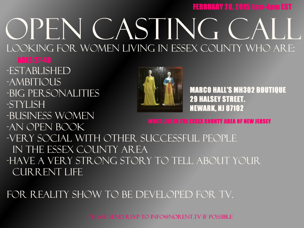 Reality TV Castings at NYCastings