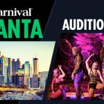 Dancers Open Auditions for Carnival Cruises in Atlanta