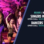 Carnival Cruise Lines Miami Open Call: Dancers Who Sing