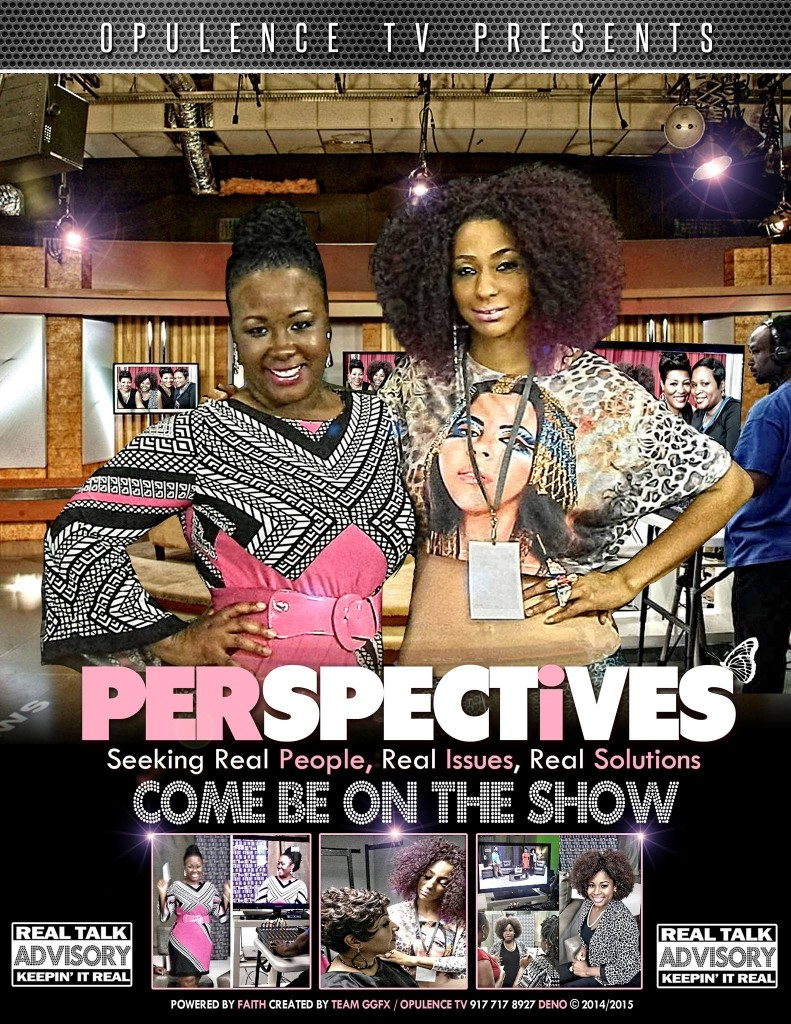 real perspectives tv show in Atlanta