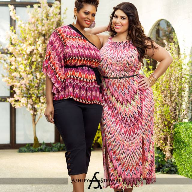 Ashley Stewart Plus Size Model Casting Call In