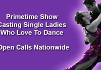 primetime dance show casting nationwide