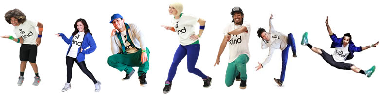 The Be Kind dance crew to hold auditions in Tucson.