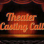 "Theater Auditions for Male African American Actors in Washington DC, Stage Play ""Tenneh"""