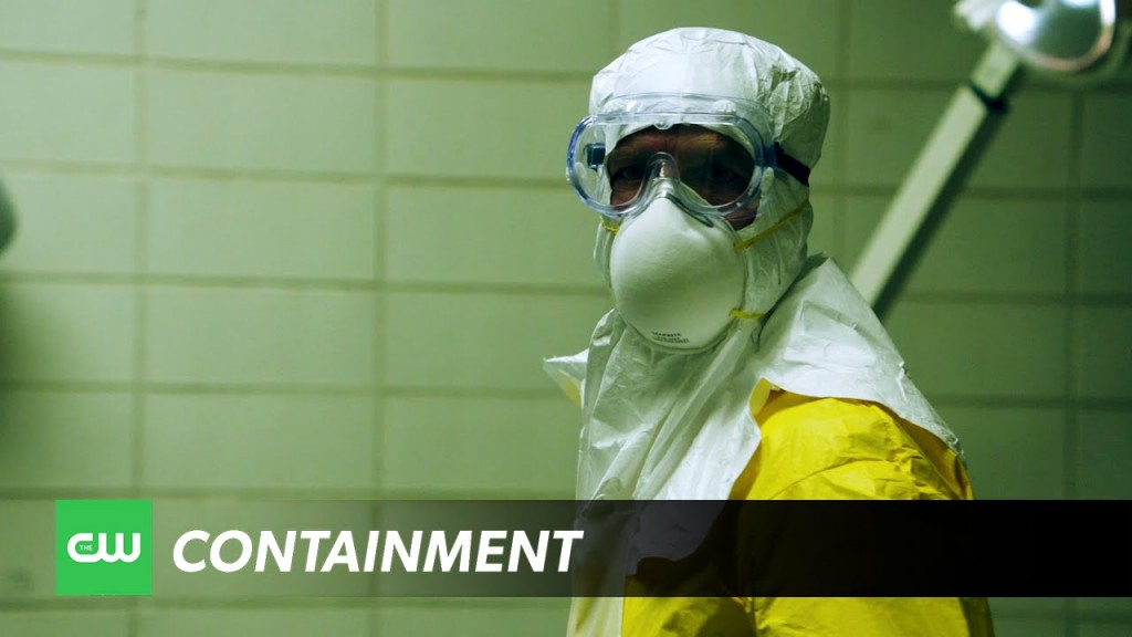 Extras casting call for new show Containment