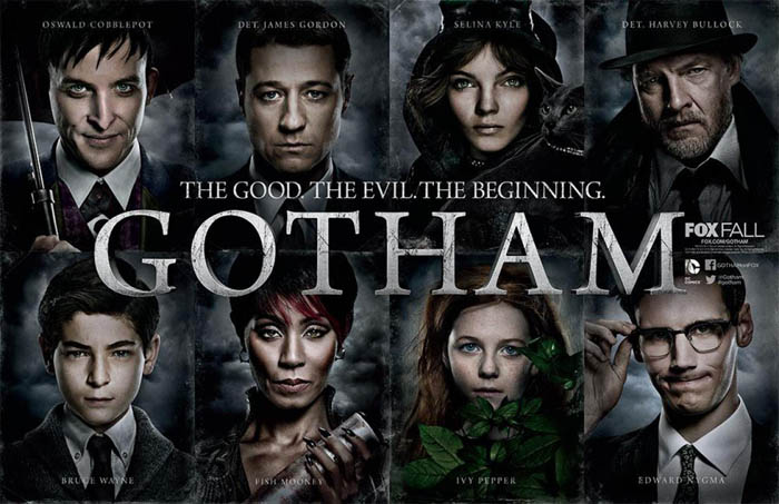 Gotham season 2 casting extras in NYC