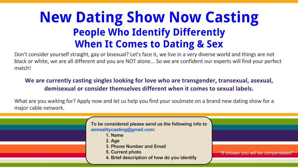 Us online dating reality series