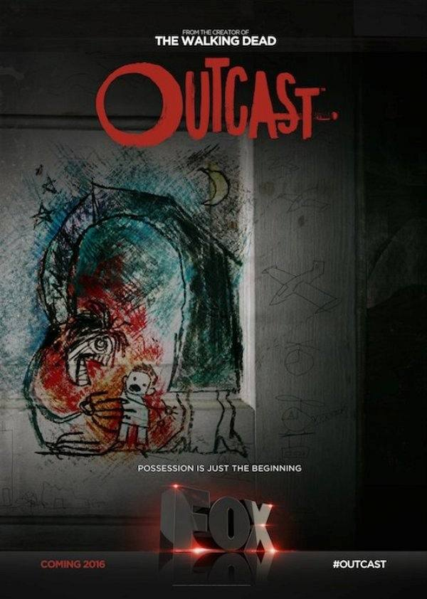 New Outcast TV series now casting talent