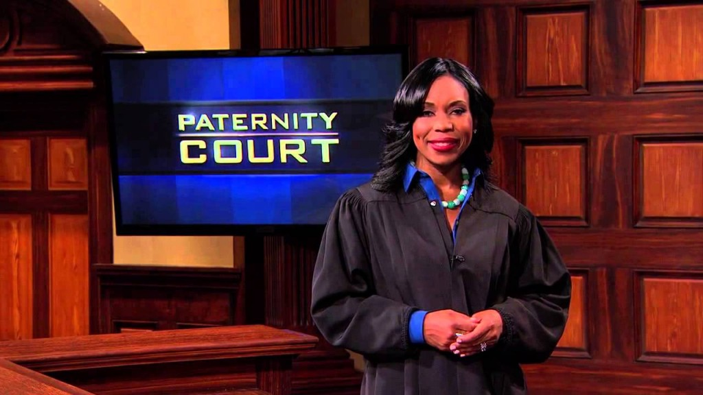 Paternity court show paid audience job