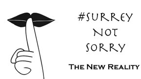 Surrey Not Sorry reality show