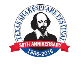 The Texas Shakespeare Festival auditions