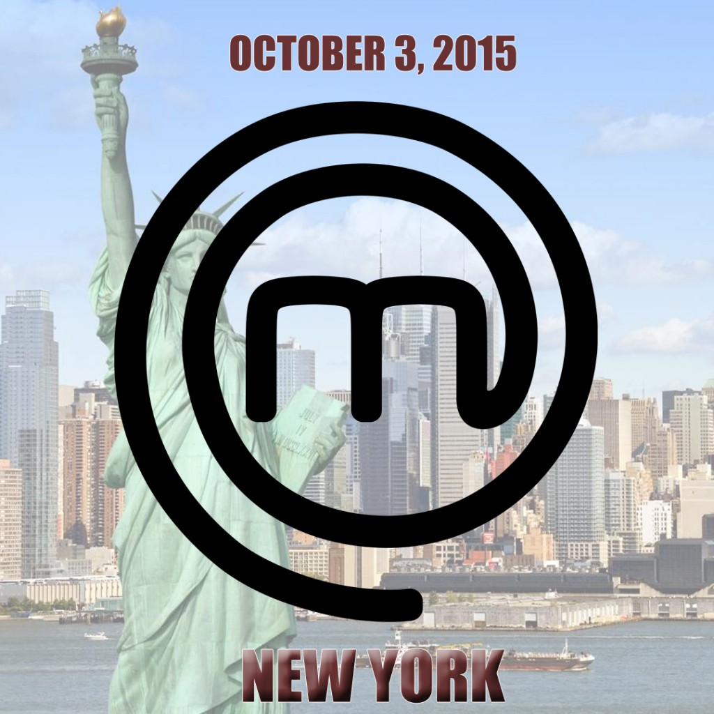 MasterChef New York auditions