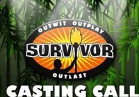 Tryout for Survivor 2017